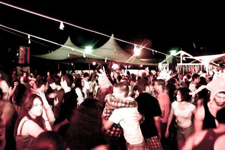 מסיבה מוזיקת עולם - אודי ארליך