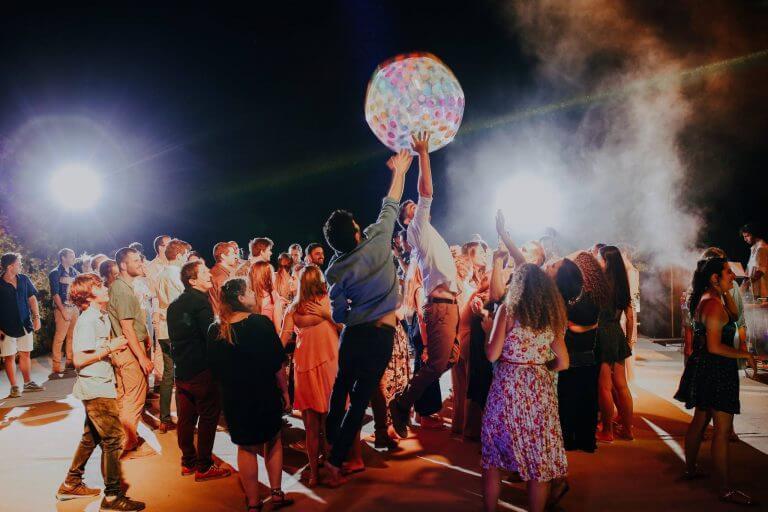 חתונת מוזיקת עולם